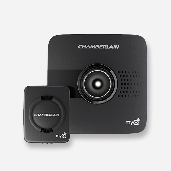 Smart Home Myq Garage Hub Garage Door Opener